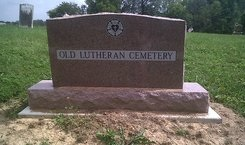 Old Lutheran Cemetery