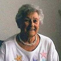 Dorothy Ann <i>Flautt</i> Baker