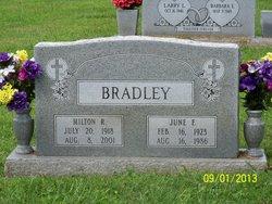 Alice June <i>Froderman</i> Bradley