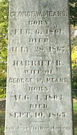 George W. Means