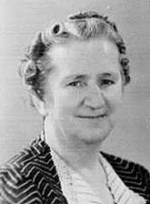 Harriet Rosalia <i>Sanders</i> Berg