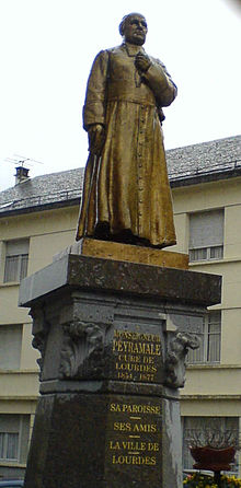 Rev Dominique Peyramale
