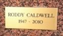 Roddy O'Neal Caldwell