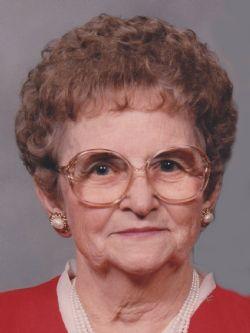 Mary Gertrude <i>Attaway</i> Andrews