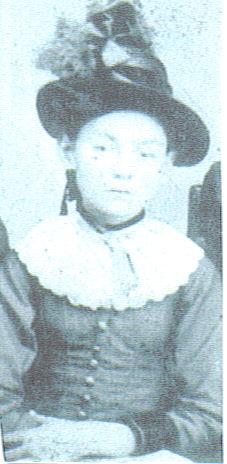 Annie Eliza <i>Reeder</i> Dicken