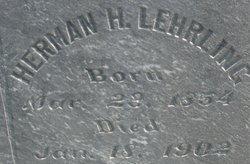 Heinrich Herman Lehrling