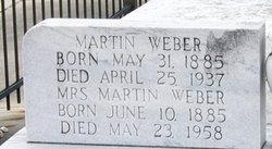 Mary Lea Mrs. Martin <i>Arceneaux</i> Weber