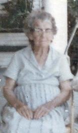 Retta Ann <i>Daugherty</i> Blackburn