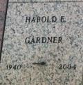 Harold E. Gardner
