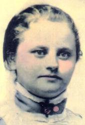Florence Ethel <i>Cunningham</i> Jordan