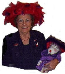 Martha Helen Helen <i>Pettigrew</i> Blackwood