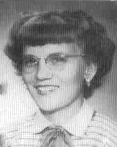 Bernice Jrline <i>Moehnke</i> Hollowell