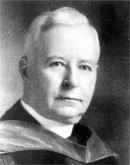 Rev Harvey Carmichael