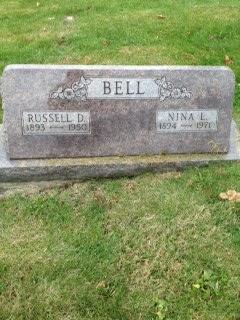 Russell D Bell
