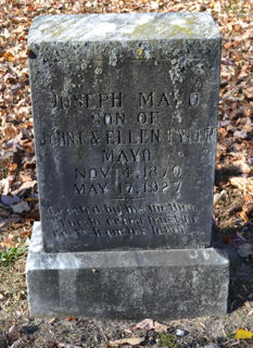 Joseph Joe Mayo