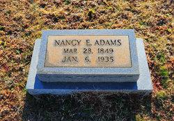 Nancy Eliza <i>Adams</i> Adams