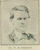 Col William Morgan Barbour