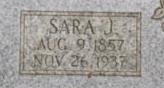 Sara Jane <i>Morgan</i> Spicher