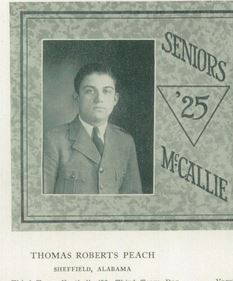 Thomas Robert Peach