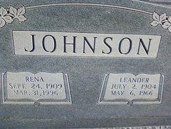 Rena Blanche <i>Jernigan</i> Johnson