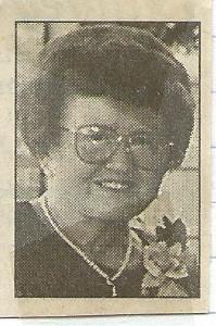 Donna Pauline <i>Hoover</i> Wright