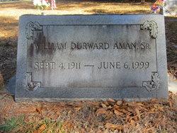 William Durward Aman, Sr