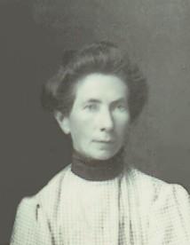 Mrs Sarah Perlina Sarrie <i>Plank</i> Allen