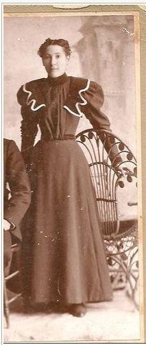 Lydia Matilda <i>Schalk</i> Abbott