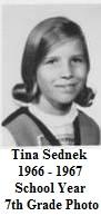 Christina Tina Sednek
