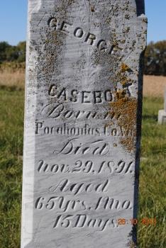 George Casebolt