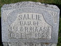 Sarah E Sallie Haase