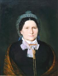 Mary Ann <i>Angell</i> Young