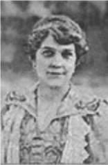 Alma Laura <i>Alston</i> Burton