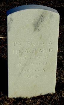 Patricia A <i>Lewis</i> Hoagland