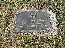 Ruth C. Mam ma <i>Nixon</i> Harris