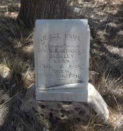 Jesse Paul Barkley