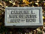 Caroline L <i>Capper</i> Brown