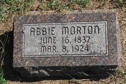Abbeville Abbie <i>Handlin</i> Morton