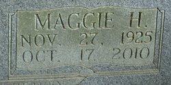 Maggie <i>Hughes</i> Nichols