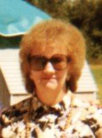 Betty Louise <i>Roberts</i> Achey