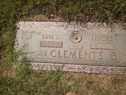 D. Lenore Dessie <i>Beard</i> Clements