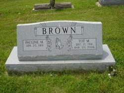 Pauline <i>McDaniel</i> Brown