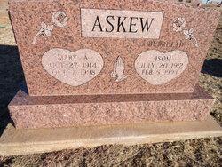 Mary Alberta <i>Bilbrey</i> Askew