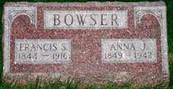 Anna J <i>Davidson</i> Bowser