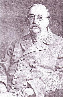 Dr George Humphrey Tichenor