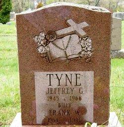 Frank William Billy Tyne