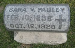 Sara Vestina M. <i>Winterhalter</i> Pauley