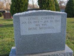 Irene <i>Medeiros</i> Correia
