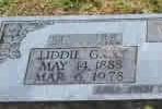 Lydia Liddie <i>Marlow</i> Gray