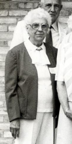 Ruth Naomi <i>Staeger</i> Roettger